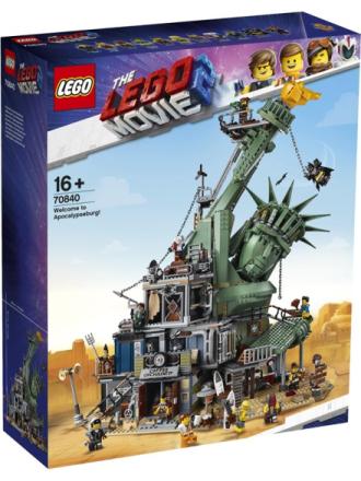 Lego Movie 70840 - Velkommen til Apokalypseby - Proshop