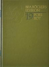 Bra Böckers Lexikon. Band 19. PORS - ROT