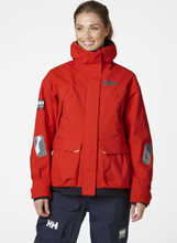 W Pier Jacket Punainen L