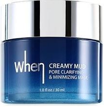 When Creamy Mud Pore Clarifying & Minmizing Mask 30 ml