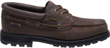 Sebago Men's Vershire Three Eye WP Herr Sko Brun US 9/EU 43