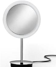 Cassøe sminkespeil m/fot & LED lys