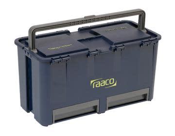Raaco Compact 27 verktøyskasse