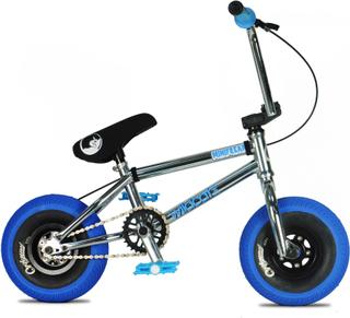 Mini BMX cykel | Skivbroms | Galaxy Blue
