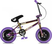 Mini BMX | Med skivbroms | Royal Purple Pro
