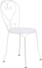 Fermob - 1900 Stol, Cotton White