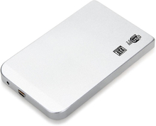 """NOYOKERE External Enclosure Case for Hard Drive HDD Usb 3.0 Ultra Thin Sata 2.5"""" Hdd Portable Case Silver new high quality"""