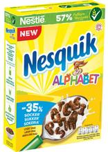 Nesquick Alphabet