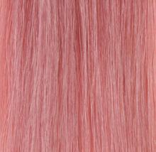 Mizzy Premium Single Drawn äkta löshår Gloriatråd - Rosa #PINK