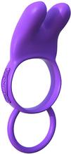 Fantasy C-Ringz Penisring med Rabbit Vibrator