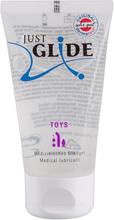 Just Glide Toylube vandbaseret glidecreme