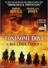 Lonesome Dove (2-disc) - Dvd