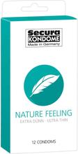 Secura Nature Feeling Ekstra Tyndt Kondom