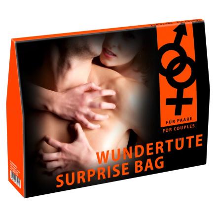 Surprise Pakke til par med Sexlegetøj og Lingeri