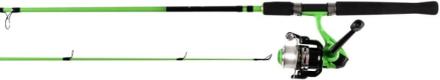 Ifish X-wand 6' fiskespö Grön OneSize