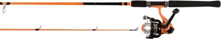 Ifish X-wand 6' fiskespö Orange OneSize
