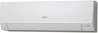 Luftkonditionering Fujitsu ASY25UILLCE A++ / A+ 2150 FG 230 V Energy Save Vit Kall + varm