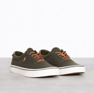 Polo Ralph Lauren Hanford Sneakers Sneakers & tøysko Olive