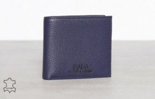Polo Ralph Lauren Billfold Wallet Small Lommebøker Navy