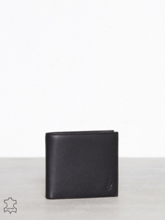 Polo Ralph Lauren BF Wallet Small Lommebøker Black