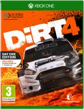 Dirt 4 - Microsoft Xbox One - Racing