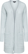SELECTED Mohair Mix - Knitted Cardigan Women Blue