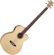Tanglewood Roadster TWR AB, acustic bas (Natural satin)