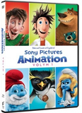 Sony Pictures Animation - Vol-1 -5-disc-