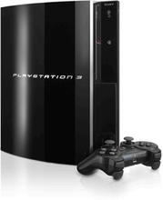 PlayStation 3 80GB Sort