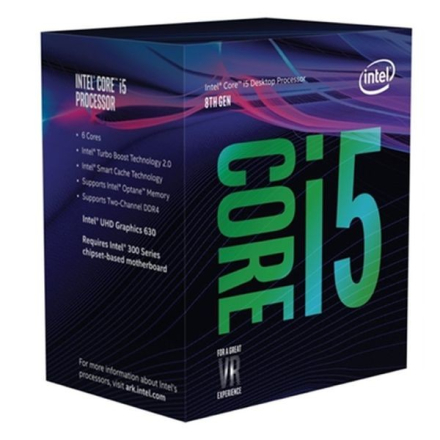Processor Intel Intel® Core™ i5-8400 Processor BX80684I58400 Intel Core i5 8400 2,8 Ghz 9 MB LGA 1151 BOX