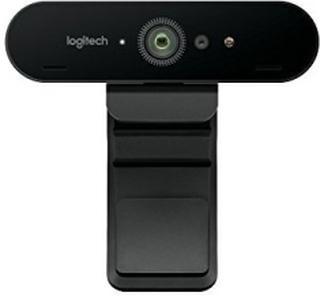 Webbkamera Logitech BRIO 4K Ultra HD RightLight 3 HDR Zoom 5x Streaming Infrarött Svart