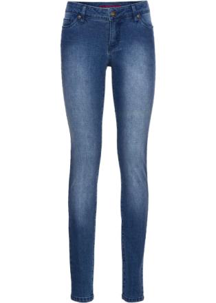 Jeans, skinny, kort