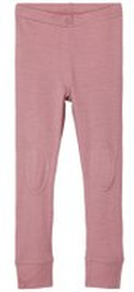 NAME IT Merinoull - Leggings Kvinna Rosa