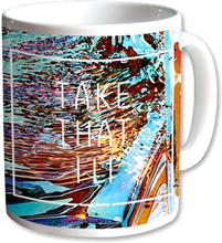 Take That: Boxed Standard Mug/Reflections