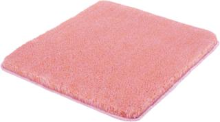 Toalettmatta till väggmonterad stol från Kleine Wolke rosa