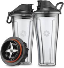 Tilbehør Starter Kit 2x600ml To-Go Cups with Base - 0 W (tilbehør)