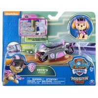 Paw Patrol Mini Vehicles w/Figure - SKYE