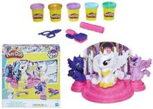Play-Doh My Little Pony Canterlot Court