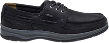 Sebago Men's Brice Three Eye WP Herr Sko Svart US 10,5/EU 44,5