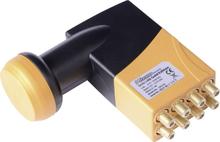 Microelectronic 260006 Octo-LNB Antal mottagare: 8 Matning: 40 mm förgylld anslutning