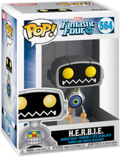 Fantastic Four - H.E.R.B.I.E. Vinyl Figur 564 -Funko Pop! - multicolor