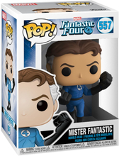 Fantastic Four - Mister Fantastic Vinyl Figur 557 -Funko Pop! - multicolor