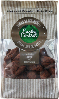 Earth Control Snack Dadler Kakao 200 g