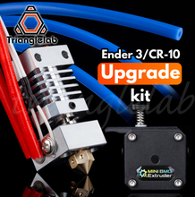 trianglelab high quality Ender-3 or CR-10 3D printer Performance upgrade kit Double Gear Direct Drive BMG Extruder CR10 HOTEND