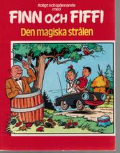 Finn och Fiffi - Den magiska strålen