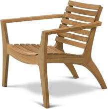 Skagerak Regatta Lounge Chair Teak