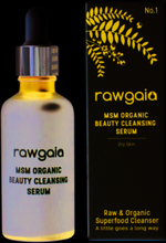 MSM Organic Beauty Cleansing Serum