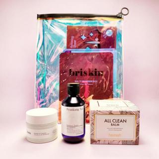 K - Beauty Kit (Dry Skin)