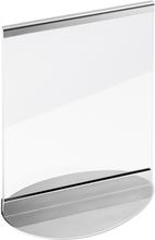 Georg Jensen Sky bildram, rostfritt stål, 13 x 18 cm