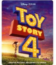 Toy Story 4 - Alles hört auf kein Kommando 4K Ultra HD (Inkl. 2D Blu-ray) - Zavvi Exklusives Steelbook